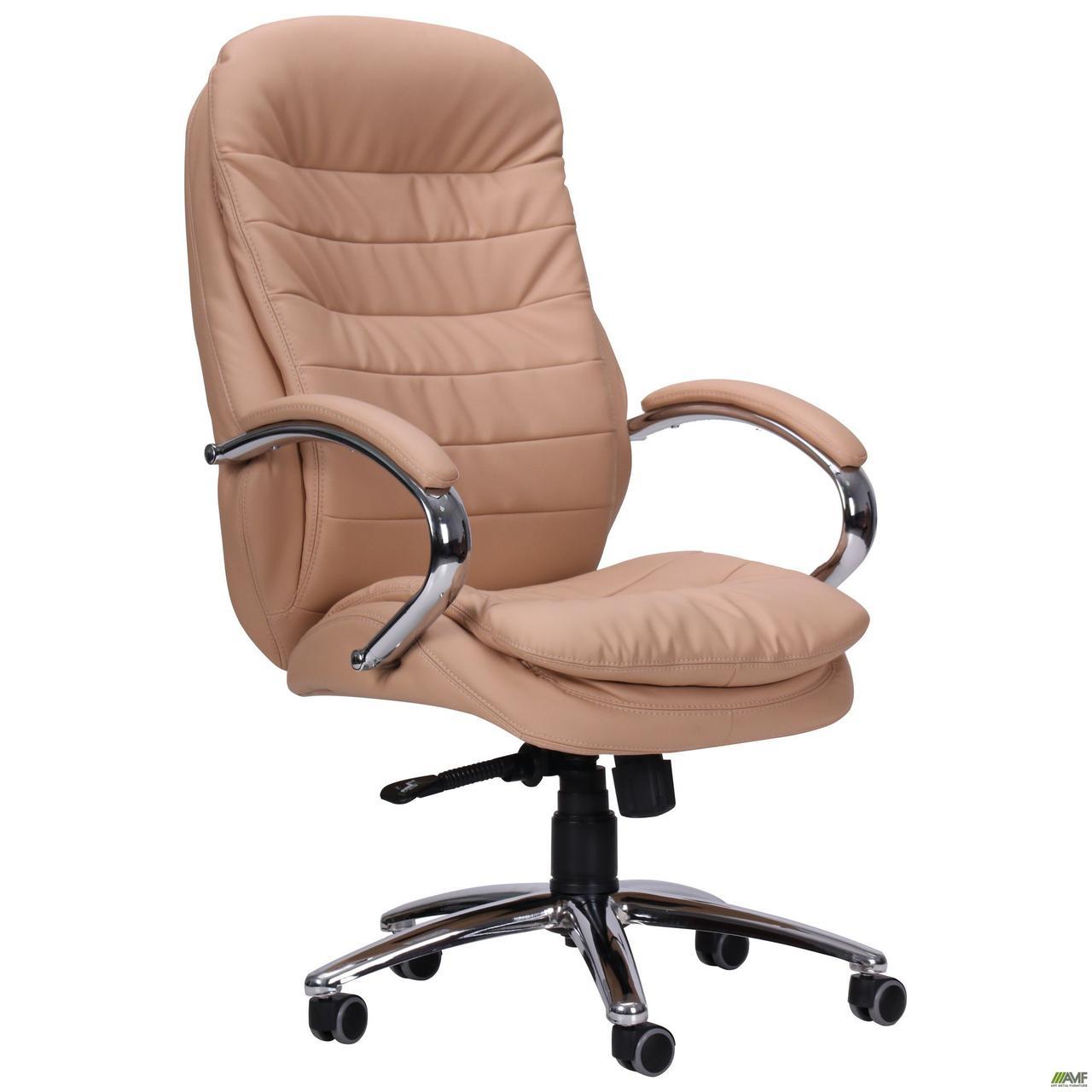 Кресло офисное AMF Валенсия HB Anyfix бежевое