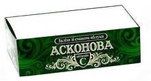 Асконова Железо со вкусом яблока таблетки №10*12 (блок)
