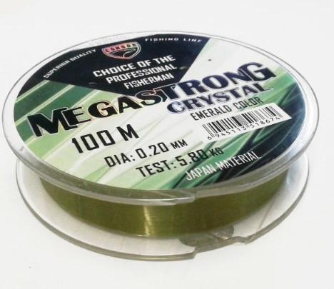 Волосінь MEGASTRONG (CONDOR) 100m 0.35 mm