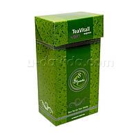 TEAVITALL EXPRESS STEAM Чайный напиток для дыхательной системы в фильтр-пакетах Greenway / Гринвей