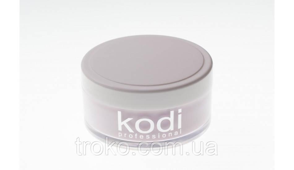 Матирующая акриловая пудра Kodi Glamour French №53 22 г