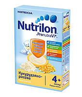 Каша Nutrilon молочная кукурузно-рисовая (c 4 месяцев) 225 г