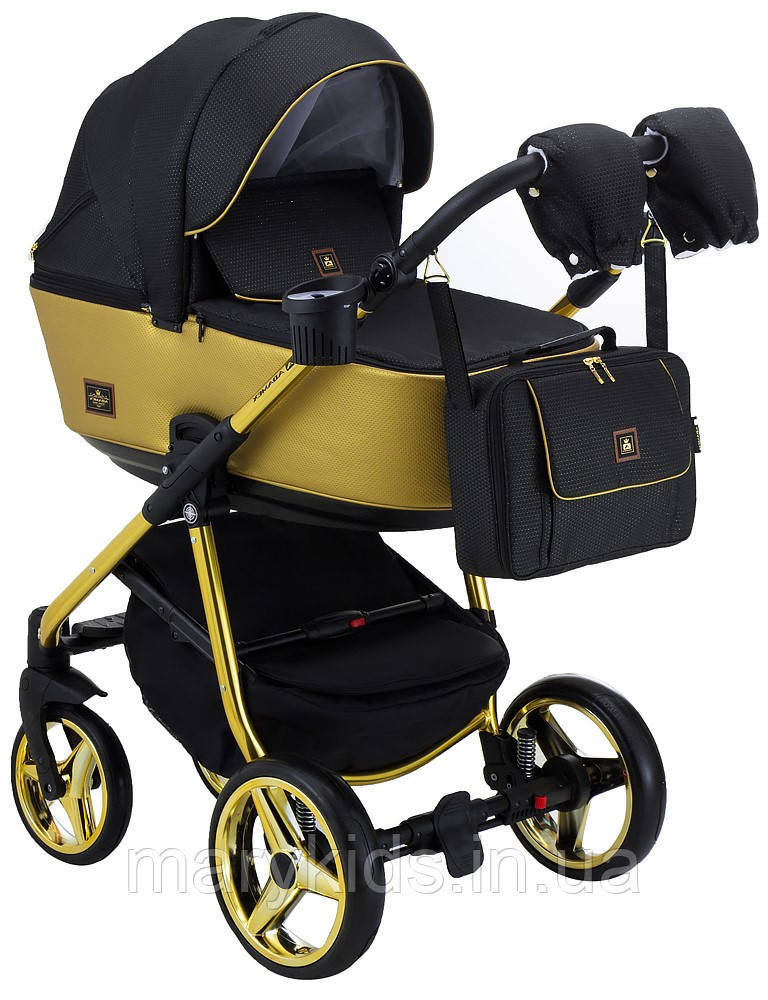 Дитяча універсальна коляска 2 в 1 Adamex Barcelona BR619