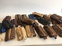 Кожаные ключницы ключница сумочка для ключей