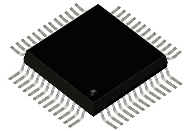 Микросхема тип - SMD