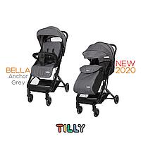 Коляска прогулочная, функциональная Tilly Bella T-163+дождевик