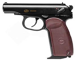 Пистолет пневматический SAS Макаров ПМ Blowback (4,5мм)