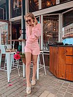 Модный летний женский комбинезон с шортами размеры S и М