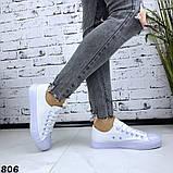 Жіночі кеди текстильні, взуттєвої текстиль +гумовий носочок, Дуже зручні, фото 3