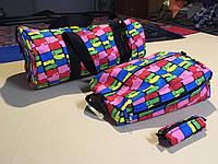 Женская сумка Набор +ПОДАРОК, спортивная сумка Оксфорд