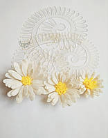 Шаблон пластиковый цветок ромашка 18
