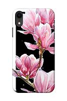 Чехол «Цветы от художника» для Iphone XR Силиконовый