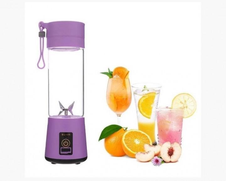 Блендер Фиолетовый Juice Cup Fruits USB