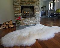 Овечья шкура, шкура овцы новозеландской породы XXXL (шерсть средней длины) 07