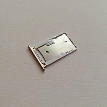 Сім-лоток для Xiaomi Redmi Note 4 Gold