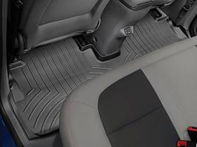 Ковры резиновые WeatherTech Chevrolet Bolt EV 2016+ передий черный