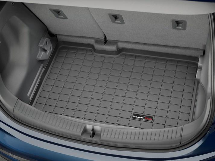 Ковик резиновый WeatherTech Chevrolet Bolt EV 2016+ в багажник черный без фальш полки