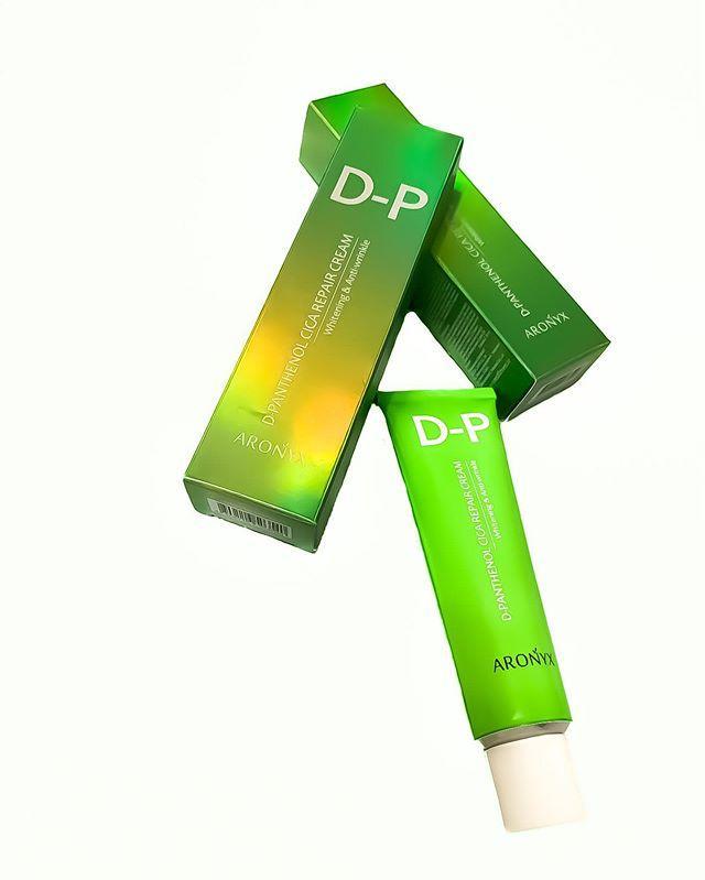 Восстанавливающий крем для лица з D-пантенолом Medi Flower Aronyx D-Panthenol Cica Repair cream