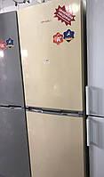 Холодильник Snaige RF 35 SM-S1DA21 Бежев.(1,94м, 191/119, А+,мор.низ,4плк)