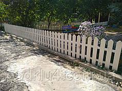 Паркан дерев'яний з сосни