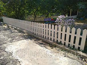 Паркан дерев'яний з сосни, фото 2