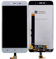 Дисплей с сенсорным экраном Xiaomi REDMI NOTE 5A Prime WHITE