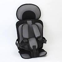 Дитяче автокрісло, автокресло, безкаркасне з підголовником, автомобільне крісло в машину 9-36 кг