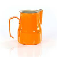 Питчер молочник Motta Europa 500 мл оранжевый стальной