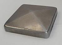 Крышка столба 120*120 мм кованая, фото 1