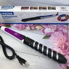 Плойка для волосся Nova 5377 Спіральна
