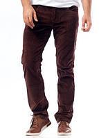 Мужские джинсы Полубаталы вельвет фабричное качество