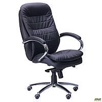 Кресло офисное AMF Валенсия MB чёрное, фото 1