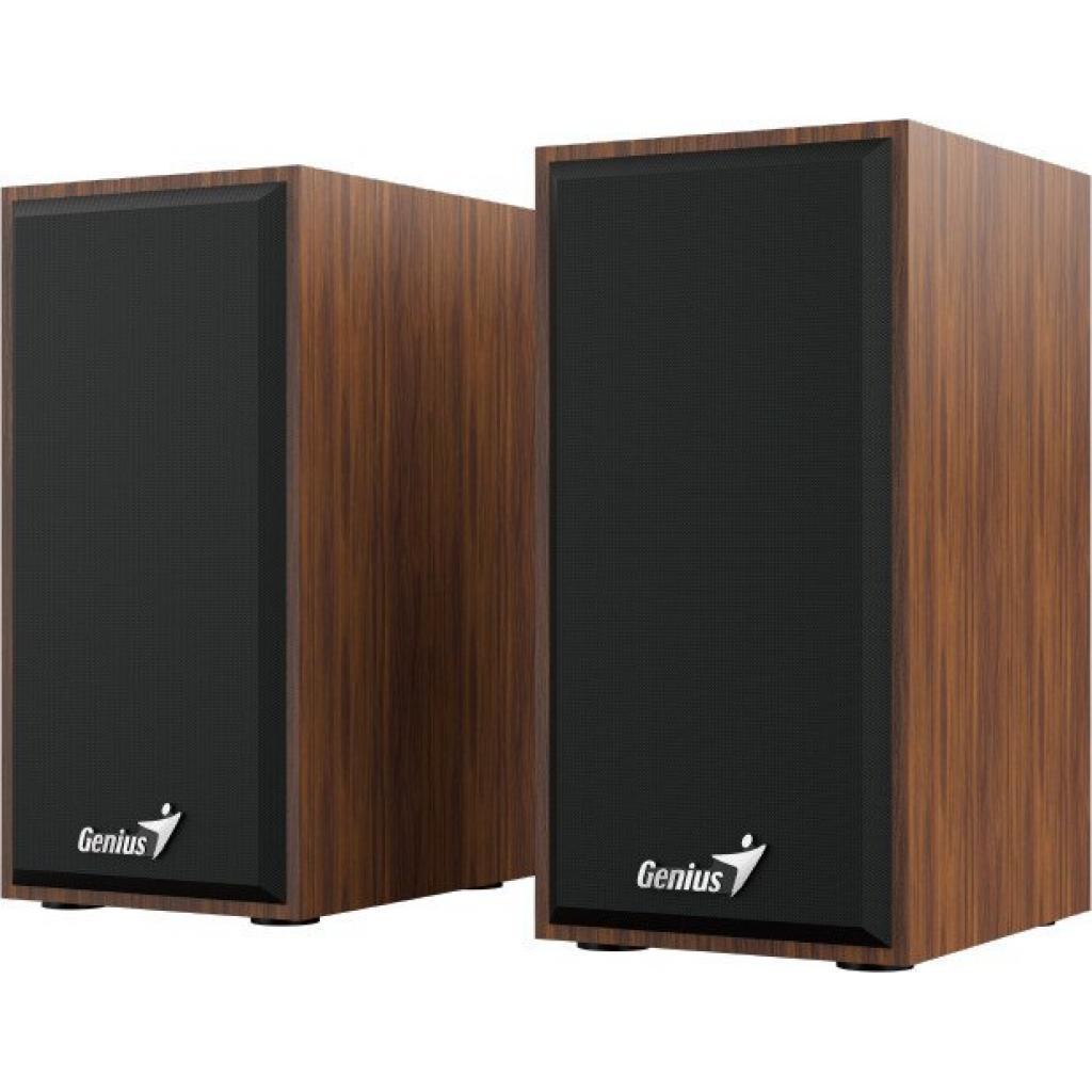 Акустическая система Genius SP-HF180 USB Wood (31730029400)