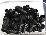 Соединитель для капельной трубки 16мм 1/2 н.р., фото 3