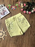 Детские шорты для девочки 10 лет 140 см. Турция!!!