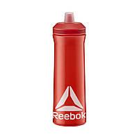 Бутылка для воды Reebok RABT-12005RD красный 0,75л