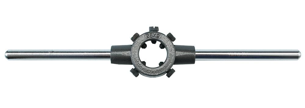 Плашкодержатель YATO М16-М20 45 x 18 мм 450 мм