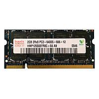 Модуль памяти для ноутбука SoDIMM DDR2 2GB 800 MHz Hynix (HMP125S6EFR8C-S6)