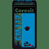Клей для плитки из натурального и искусственного камня Ceresit CM 117 25 кг