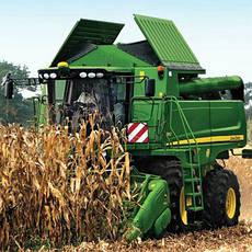 Кукурузоуборочные комбайны