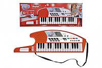 Музыкальный инструмент Simba Клавишная гитара 54 см (6834252)