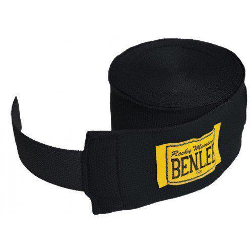Бинты для рук BENLEE Elastic 300cm (195002/1000) Черный