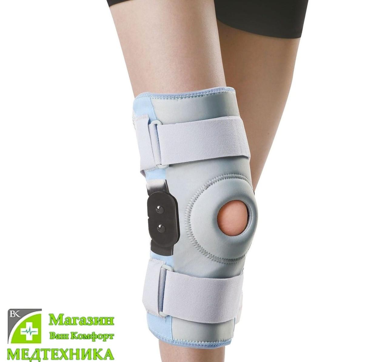 Бандаж WellCare 52012 шарнирный на коленный сустав