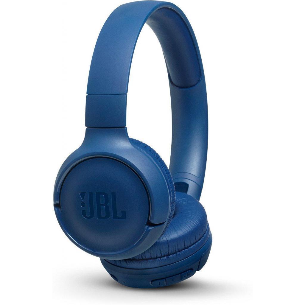 Наушники JBL T500ВТ Blue (JBLT500BTBLU), Китай