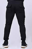 Стильные мужские брюки  с карманами, штаны, фото 1