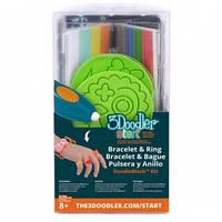 Набор аксессуаров для 3D-ручки ЮВЕЛИР 48 стержней, 2 шаблона