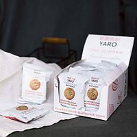 Печиво вівсяне Фісташка Showbox 14 упаковок по 2 печива, 504 г, ТМ ЯРО, фото 1