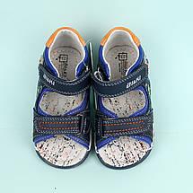 Кожаные босоножки для мальчика тм Bi&Ki р.21,22,24, фото 3