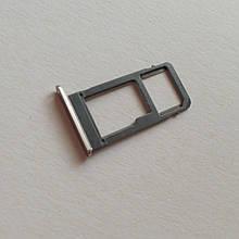 Сим-лоток для Samsung A8 / A530 1 Sim Gold