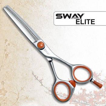 Ножницы для стрижки филировочные Sway 110 26360 Elite 6